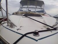 Boat ,Monterey 246 Motor Cruiser 1994. ( Cheap)