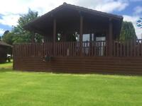 Traditional Wooden Lodge at Hunters Quay Holiday Village, Dunoon