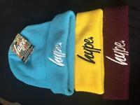 X3 hype beanie hats