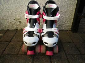ROLLER BOOTS/SKATES SIZE UK 13 -3
