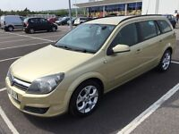 2005 VAUXHALL ASTRA 1.4 SXI ESTATE / LONG MOT / PX WELCOME / WE DELIVER