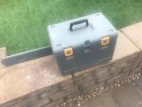 Ryobi 16inch Petrol Chainsaw with Box and manual - Sold as Faulty