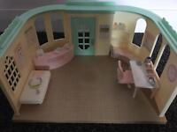 Sylvanian families country doctor clinic kids children's toy