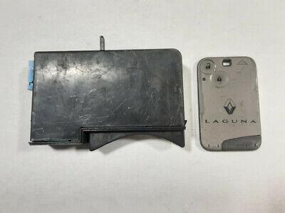 Renault Laguna II 2004 Ignition key card reader 820024594 DTL1994