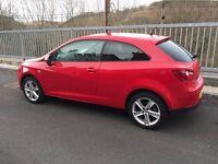 Seat Ibiza 1.6 TDI Sportcoupe