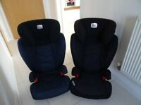 BRITAX ISOFIX CAR SEAT GROUP 2-3 FOR CHILDREN 4 -12 YRS EXCELLENT CONDITION