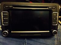 Vw double din sterio/DVD player