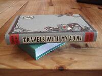 Folio Society Book - Travels With My Aunt - Graham Greene