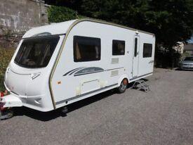 2010 Coachman Amara 570/6 Great condition 6 berth single axle caravan. Light use.