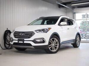 2017 Hyundai Santa Fe Sport 2.0T Limited AWD GPS CUIR TOIT PANOR