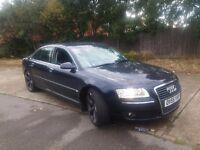 Audi A8L, 3.2, 2006, 100k, Engine not starting