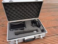 Shure Beta 58 Wireless Microphone and Receiver, with flight case