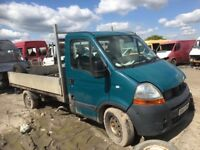 Vauxhall movano Renault master van parts available
