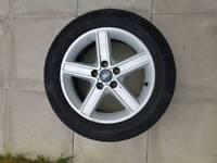 Ford Focus Titanium Alloy Wheel