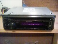 Car cd usb stereo 6 months old all working