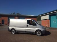 FOR SALE LOW GENUINE MILES 2008 RENAULT TRAFIC 2.0 DCI 12 MTH MOT SIMILAR TO VIVARO