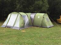 8man tent with all the extras