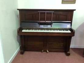 Upright traditional Chappell Piano