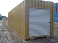 Storage Containers Sale/Rent / Secure Storage