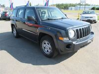 2008 Jeep Patriot 4X4(GARANTIE 1 AN INCLUS)