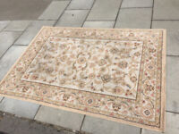 Rug , size L 67 in x W 47 in , feel free to view , would look good in any room.