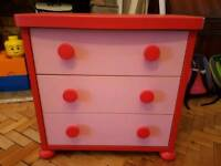 Ikea childrens drawers