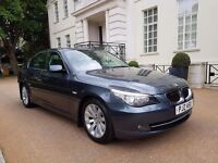 2009 Bmw 5 Series 530D Se Business Edition Facelift SemiAuto, Hpi Clear 1 Owner £7200