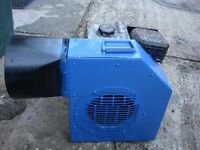 petrol portable ventilator very good condition ready to use
