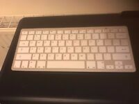 Compact Wireless Mac compatible Keyboard for Macbooks