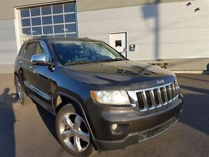 2011 Jeep Grand Cherokee Limited==INSPECTION COMPLETE