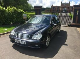 Mercedes-Benz C Class 2.1 C220 CDI Sport, Full service history, Long Mot, excellent condition