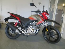 EVOLUTION MOTOR WORKS - *NEW* Lexmoto 125 Kiden Aries. Learner legal, Finance subject to status