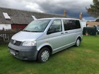 VW Transporter Disabled Adapted Van