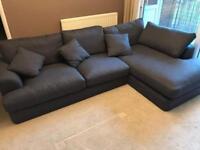 Next corner sofa WILL TAKE AN OFFER