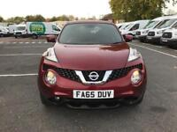 Nissan Juke 1.2 DiG-T Tekna 2016 petrol top Condition
