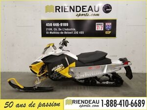 2010 Ski-Doo MX-Z X-RS 800r POWER T.E.K