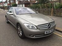 Mercedes-Benz CL 5.5 CL500 2dr *HPI CLEAR* Immaculate In/Out Condition *FREE 05-Months Warranty*
