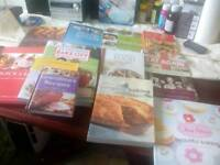 Selection of Cookery Books