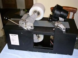 Laminator ideal for Fishing Clubs and other large memberships