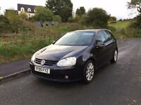 VW GOLF GT SPORT TDI DIESEL MANUAL