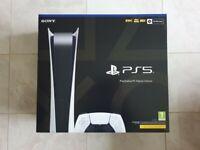 PlayStation 5 Digital PS5 🎮✅NEW BOXED ✅