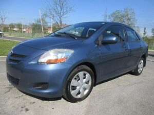 2008 Toyota Yaris demareur a distance , ac, groupe elect...  sup