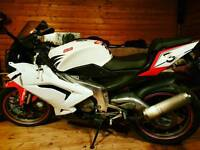 Aprilla rs 125 not yzf r125 cbr kmx derbi etc