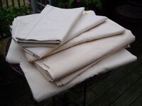 Vintage French Sheets