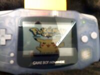 GAMEBOY ADVANCE WITH 8 GAMES ONLY £60