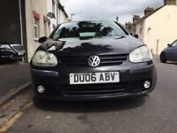 Bargain vw golf 1.9 TDI service history 1 years mot