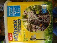 Hozelock Easy Drip Universal Kit 7023 10m2 for Borders Trees Hedges & Veg Garden