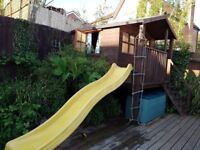 Wooden Play / Tree House