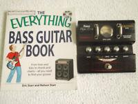 Ashdown Bass HyperDrive & Bass Guitar Book