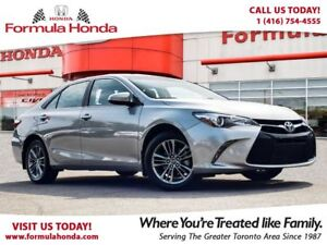 2017 Toyota Camry SE | REAR-VIEW CAMERA | GREAT VALUE!